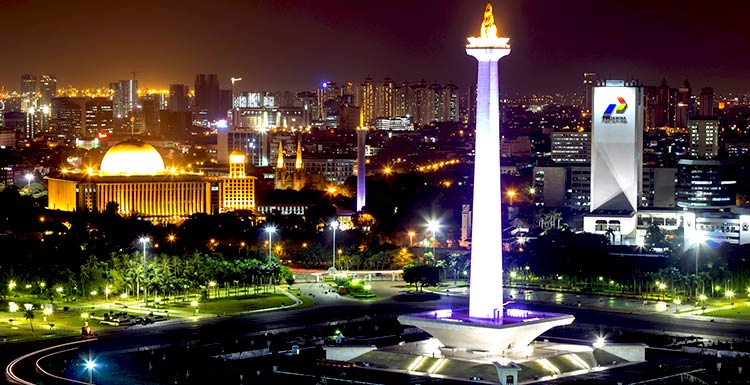 افضل 8 اماكن سياحية في جاكرتا اندونيسيا