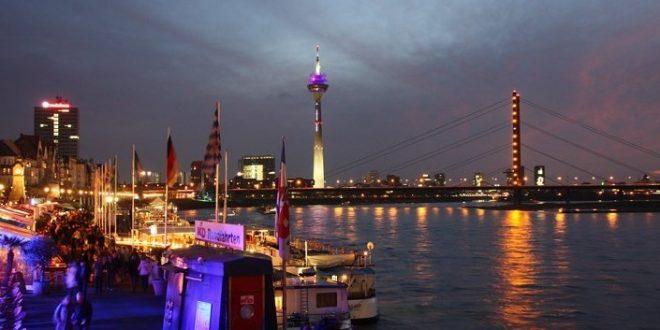 الاماكن السياحية في دوسلدورف