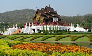 السياحة في شنغماي