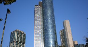البرج الرئيسي فرانكفورت