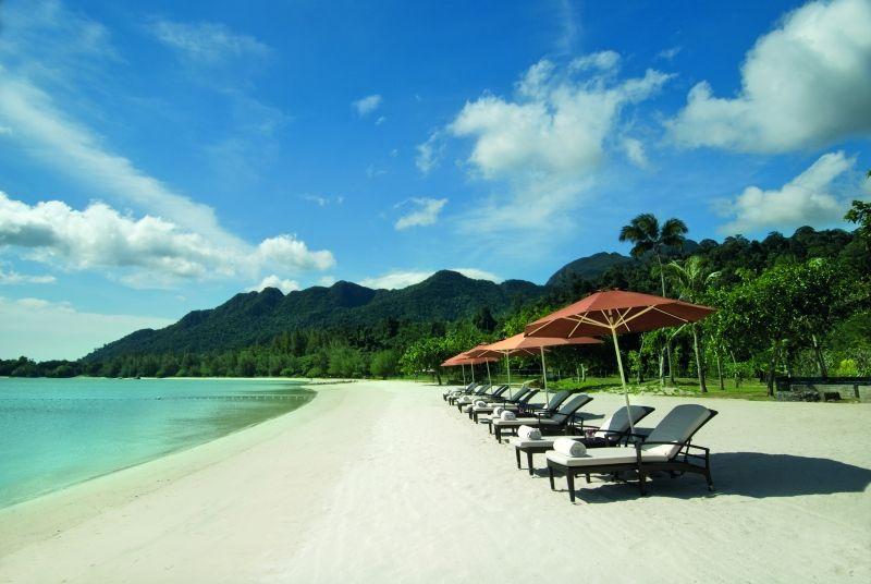 السياحة في لنكاوي - شواطئ لنكاوي