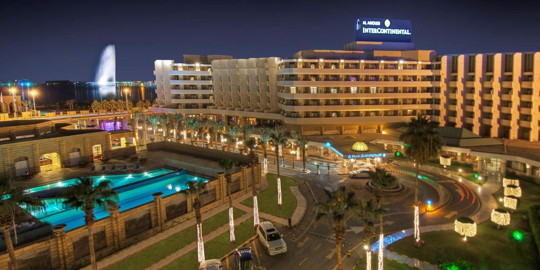 شقق فندقية في جدة