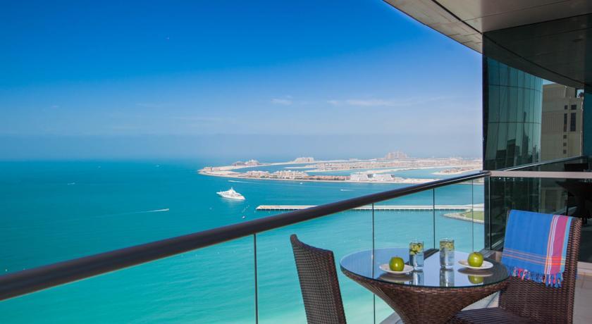 الشقق الفندقية في دبي