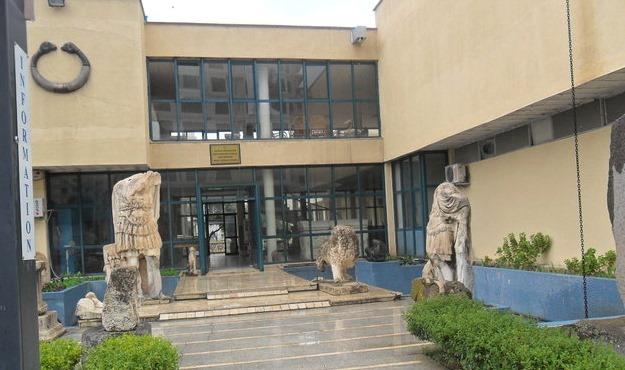 المتحف الأثري في اضنة