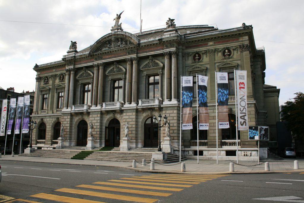 المسرح الكبير في جنيف