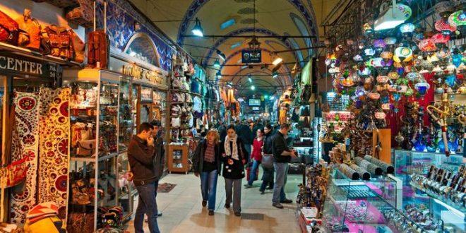 اماكن التسوق في اسطنبول