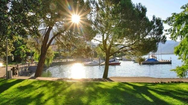بحيرة النزهة