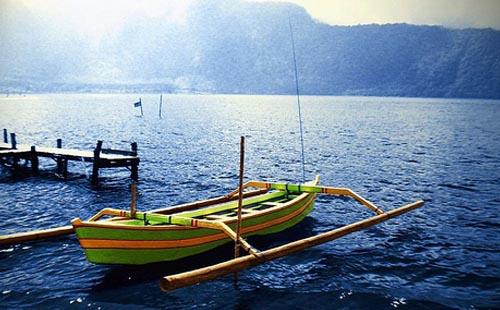 بحيرة بيراتان