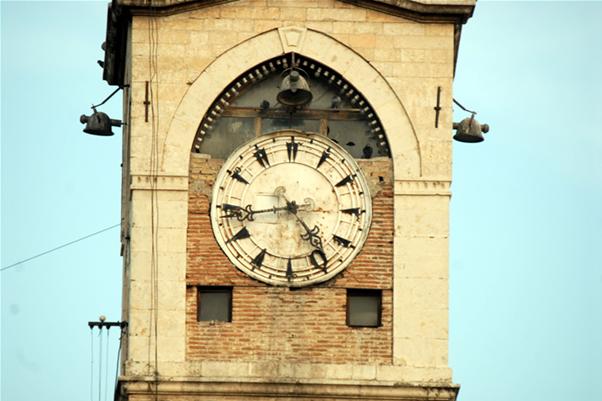 برج الساعة في اضنة