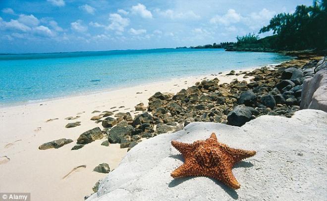جزر البهاماس