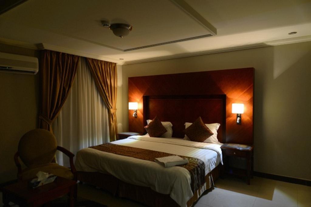 جولدن بارك للاجنحة الفندقية في جدة