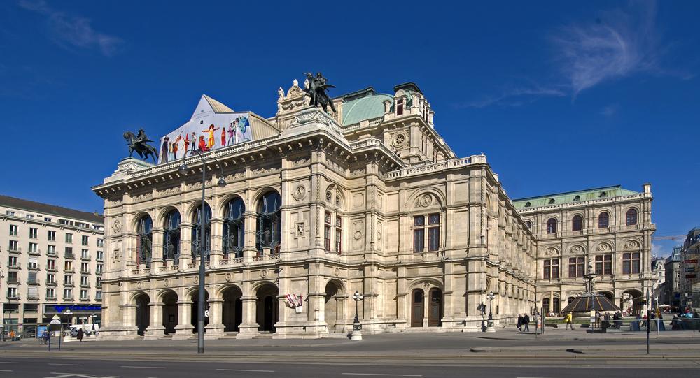 دار أوبرا في فيينا