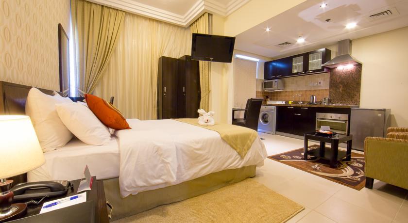 ديونز للشقق الفندقية - البرشاء