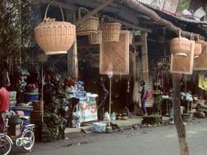 سوق جلان بايباس نوجراه راي سانور