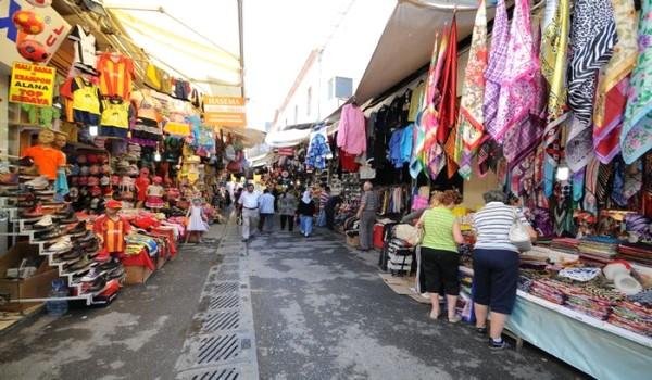 سوق كيميرالتي في ازمير