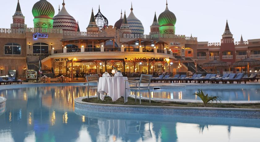 فندق أكوا بلو شرم الشيخ