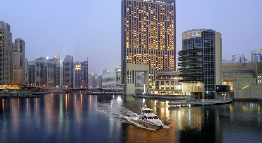 فندق العنوان مرسى دبي