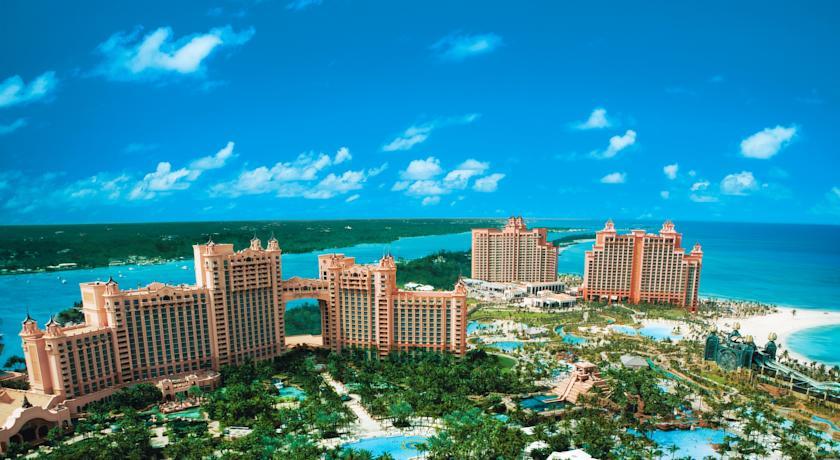 فندق برج شاطئ اتلانتس ماريوت
