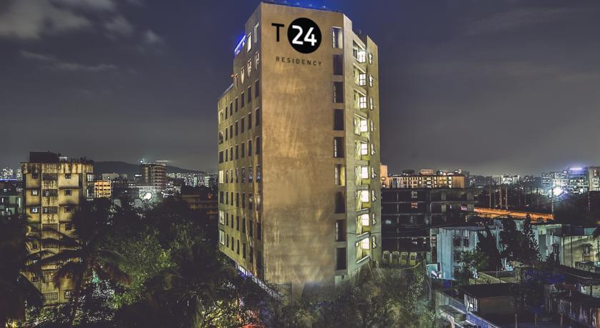 فندق تي 24 ريزيدينسي