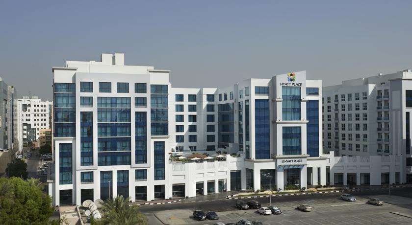 فندق حياة بليس دبي الرقة