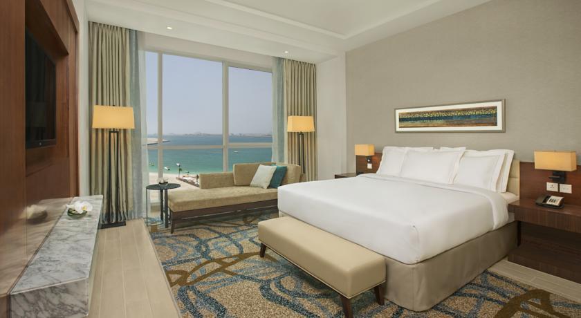فندق دوبل تري من هيلتون دبي شاطئ جميرا