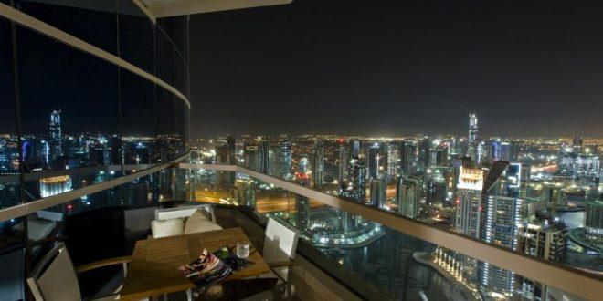 فنادق دبي 4 نجوم - فندق ماريوت هاربر