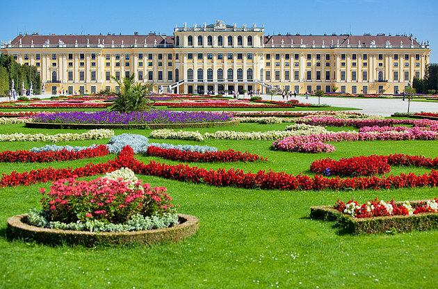 قصر شونبرون فيينا