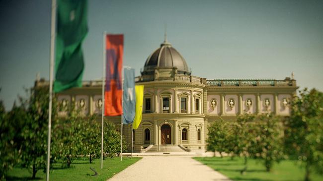 متحف اريانا في جنيف