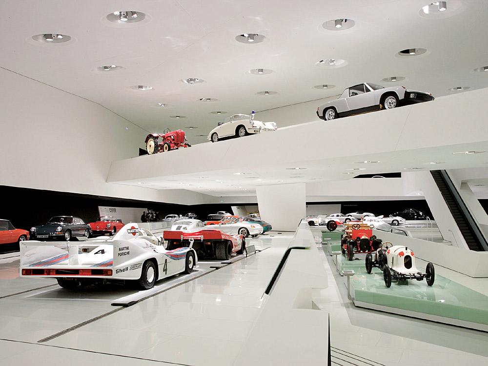 متحف بورش شتوتغارت