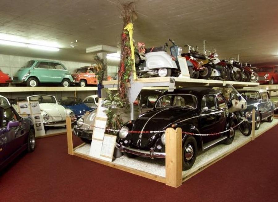 متحف فوتر للسيارات
