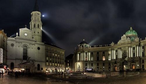 مركز المدينة القديم في فيينا