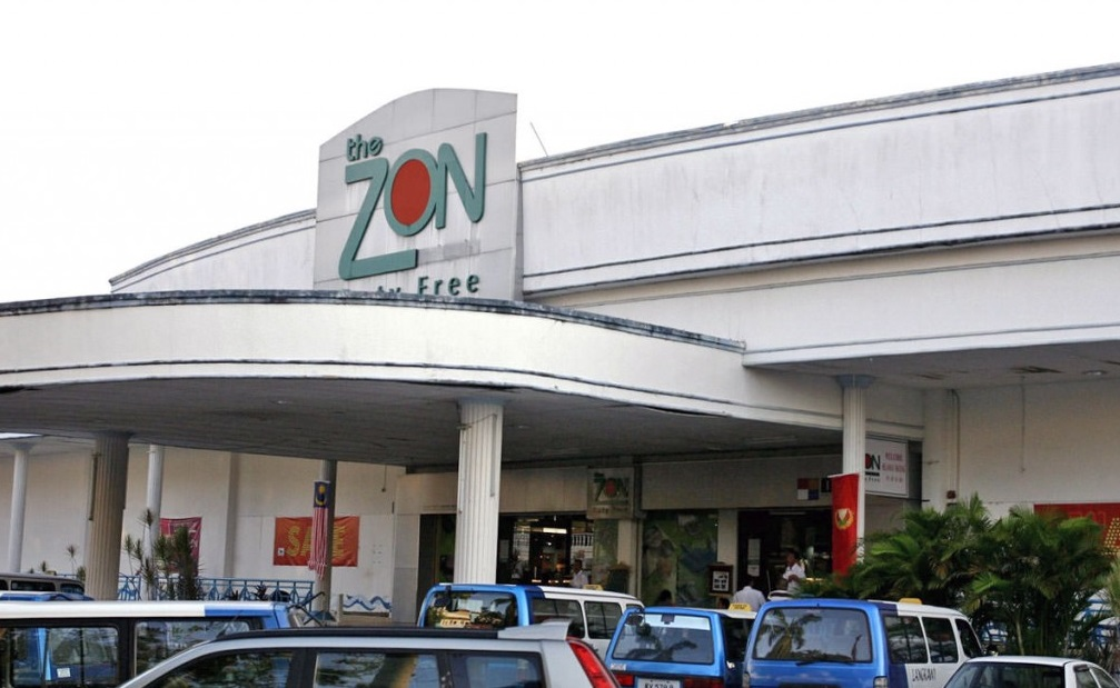 مركز جنة التسوق في بانتاي سينانج