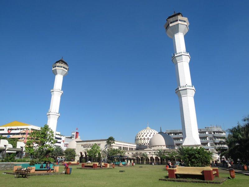 مسجد باندونق الكبير او مسجد رايا