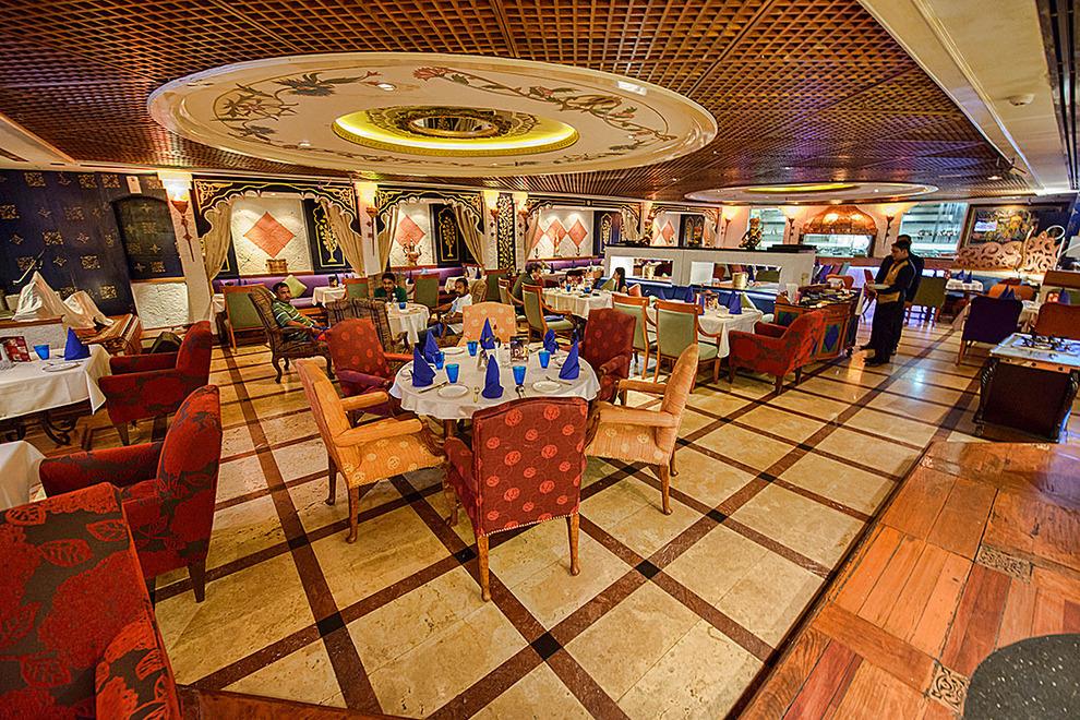 مطعم باوارتشي الهندي