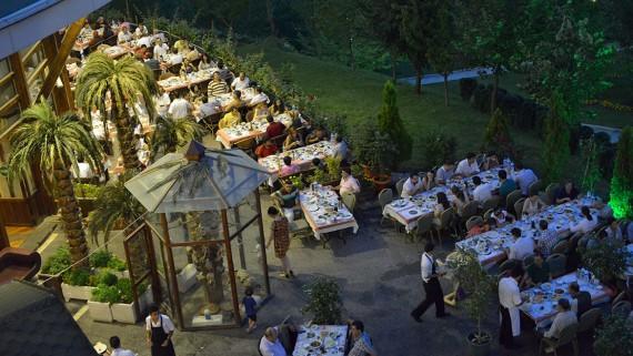 مطعم رجب أوسطا انقرة