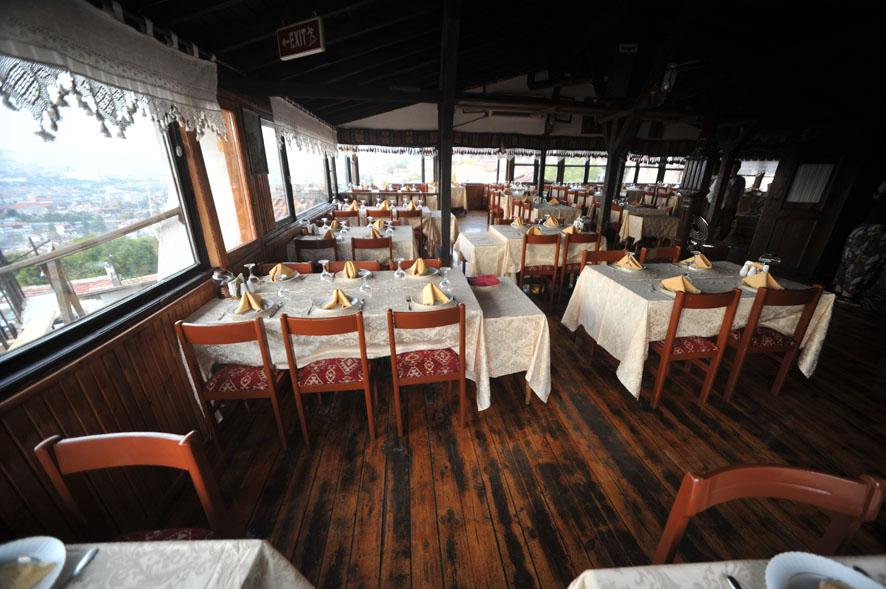 مطعم زينجير باشا كونايي