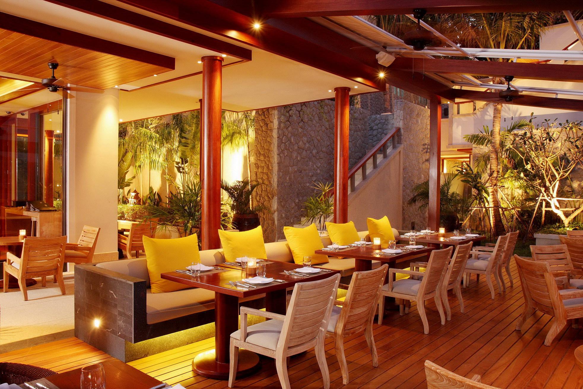 مطعم سيلك في بوكيت