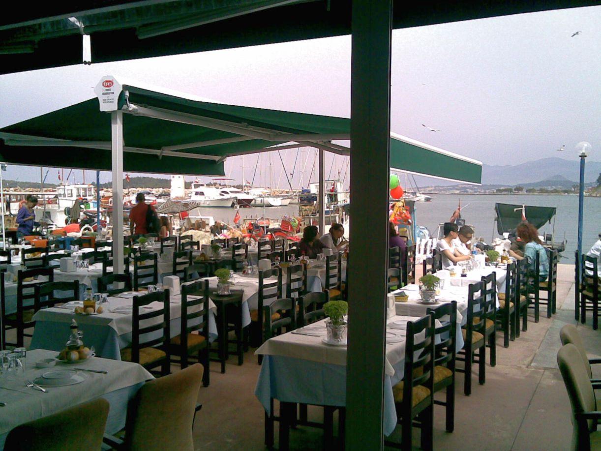 مطعم يوسون ازمير