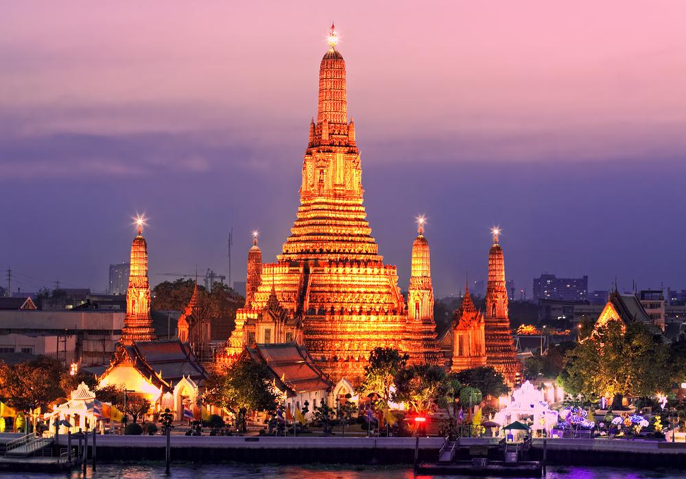 معبد وات أرون في بانكوك