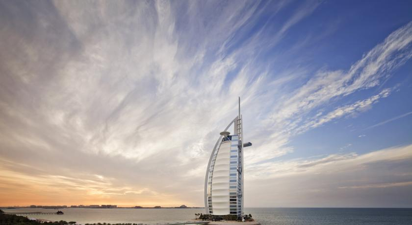 منتجع برج العرب دبي