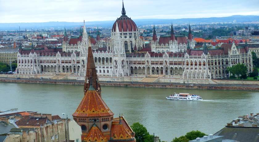 نهر الدانوب في فيينا