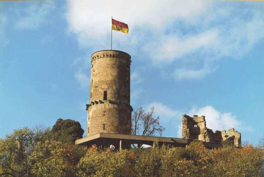 باد غودسبيرغ من اهم مناطق السياحة في بون المانيا