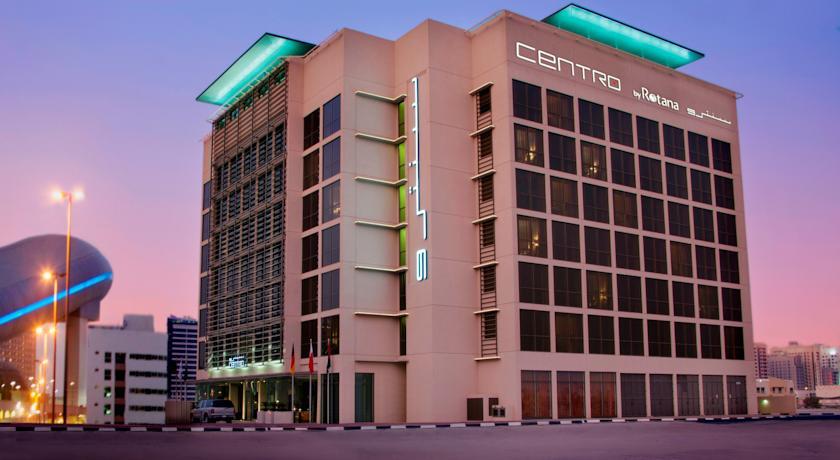 فندق سنترو روتانا البرشاء