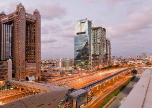 باقة فاخرة من افضل فنادق دبي شارع الشيخ زايد