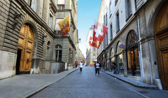 السياحة في جنيف - صور من جنيف