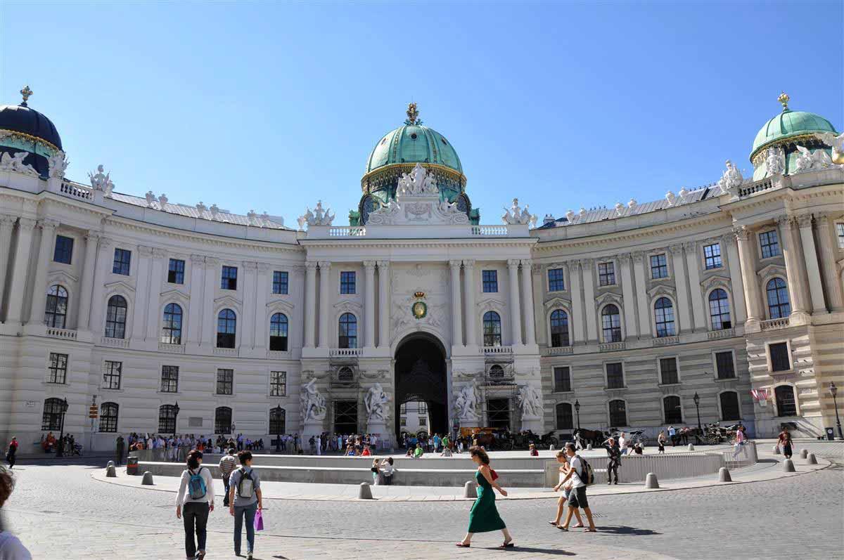 اماكن سياحية في فيينا