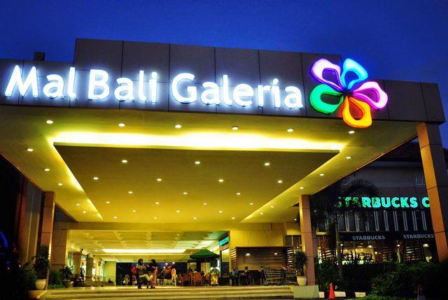 اماكن التسوق في بالي