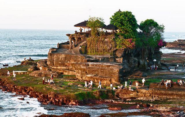 اماكن السياحة في جزيرة بالي