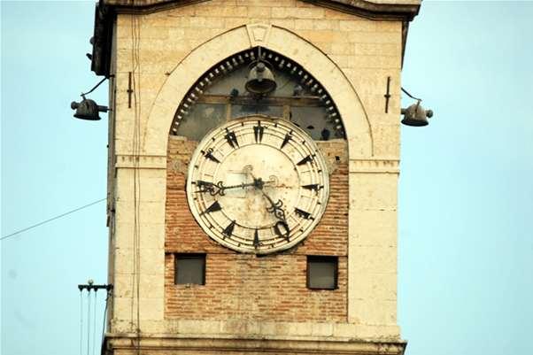 برج الساعة من معالم أضنة تركيا