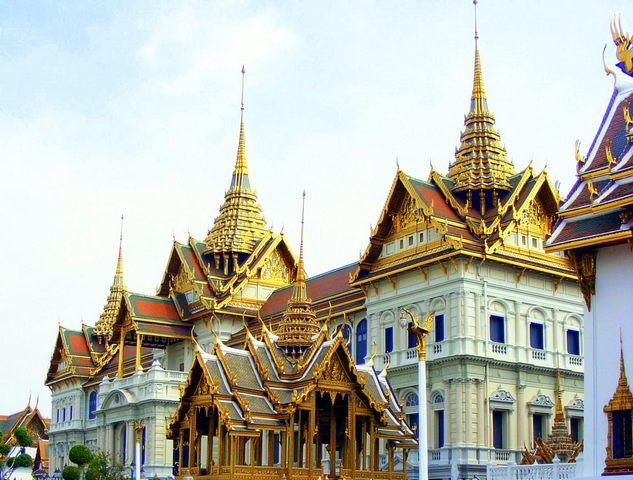 اماكن سياحية في بانكوك